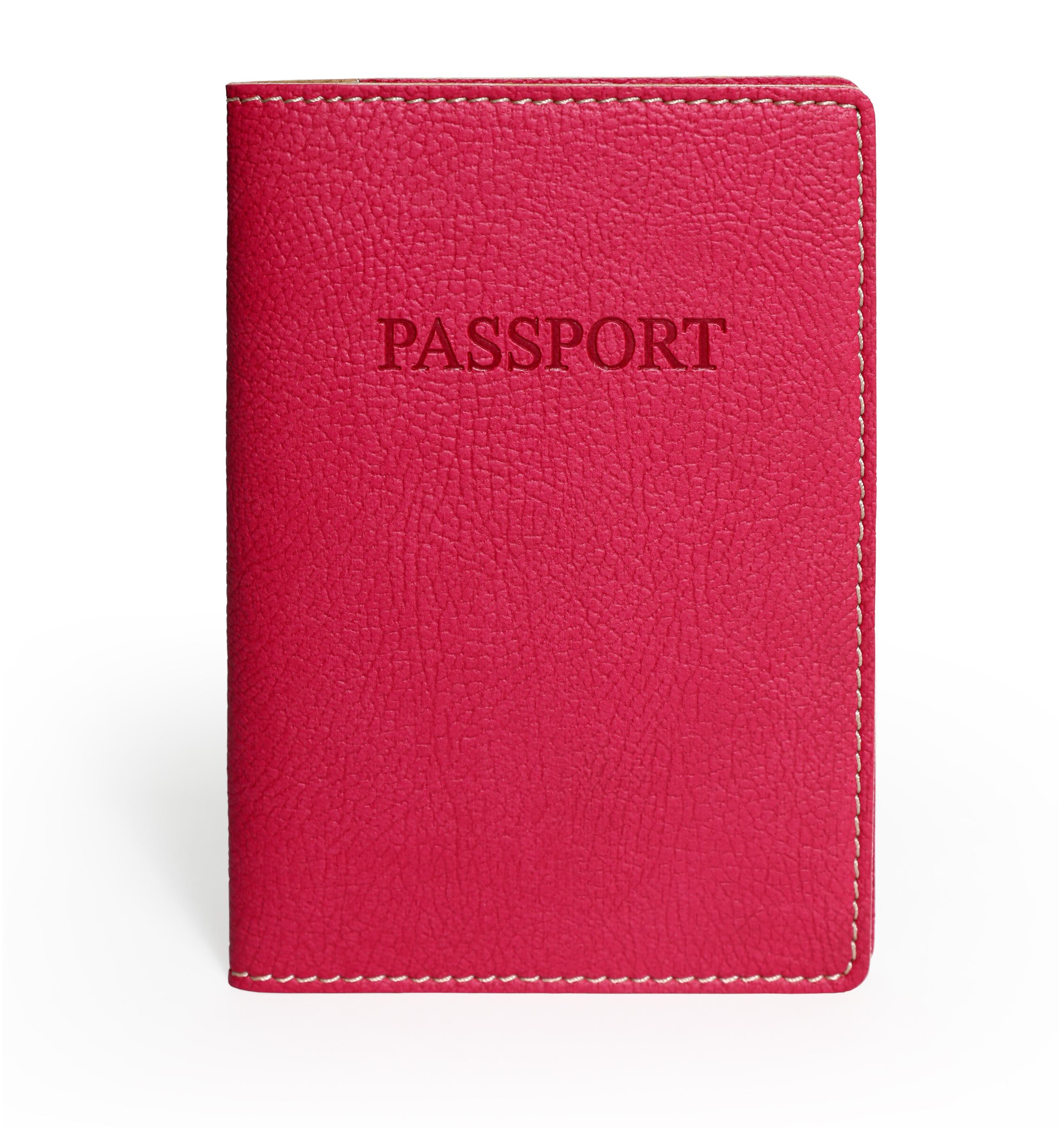 A4077-PI  - Passport Cover