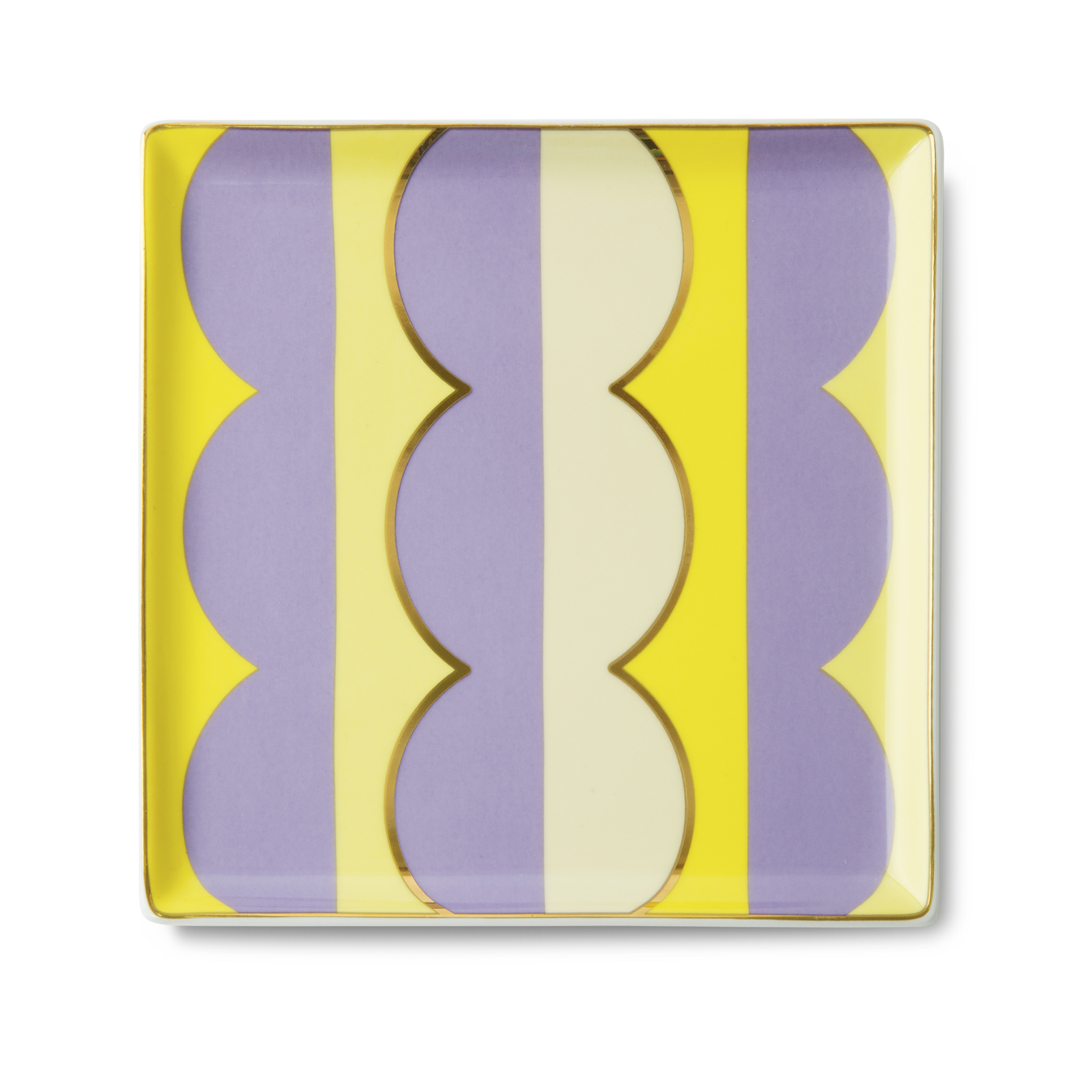 OCTRWP-20 - Ceramic Tray Riviera Wave Pink