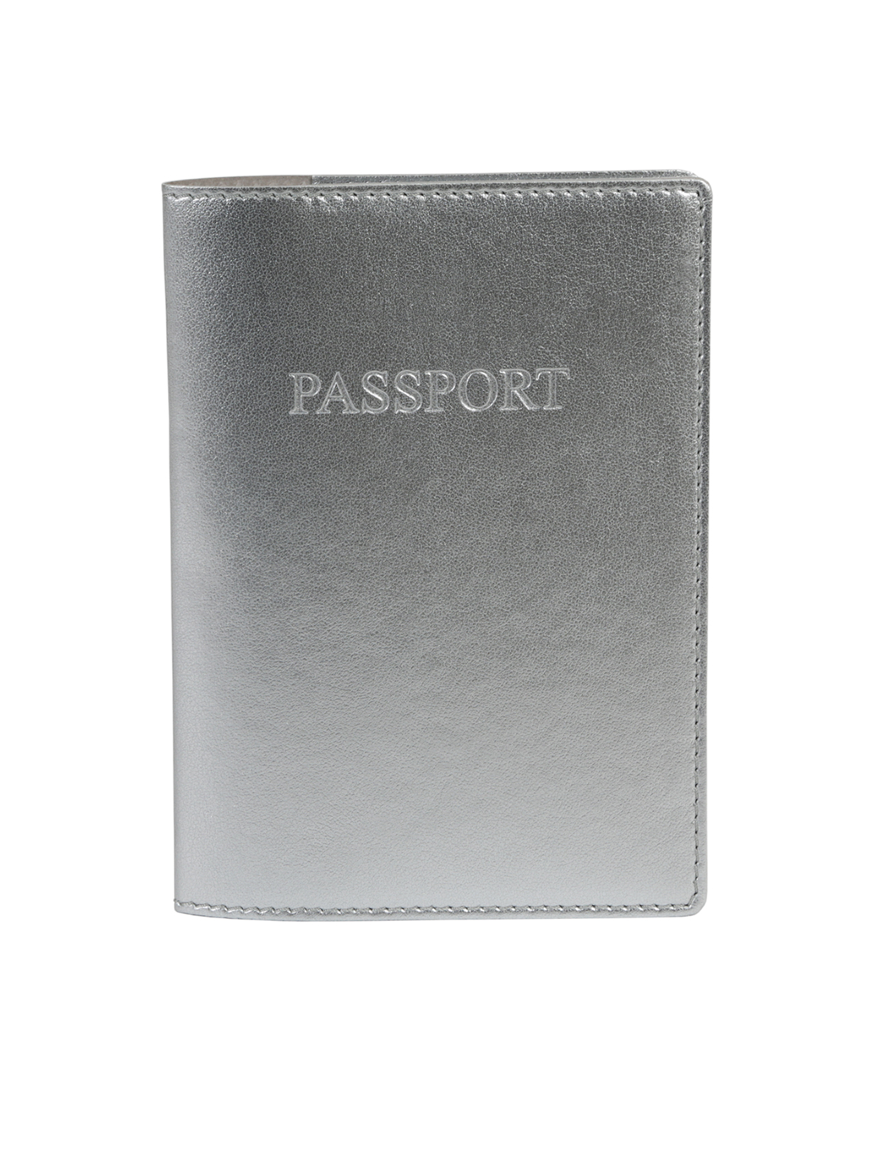 A4102-S - SILVER Passport Holder