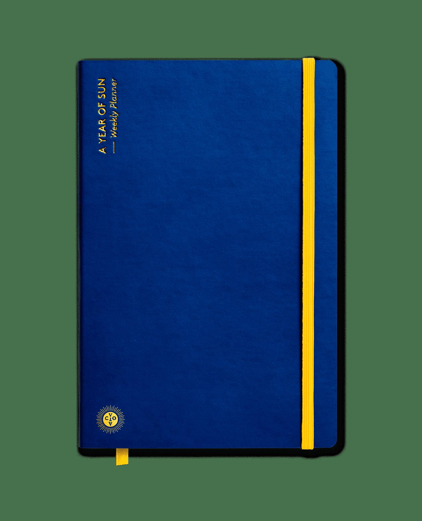 OABY-15 - Agenda A Year Of Sun