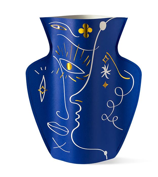 OPVJH2-20 - Jaime Hayon Paper Vase