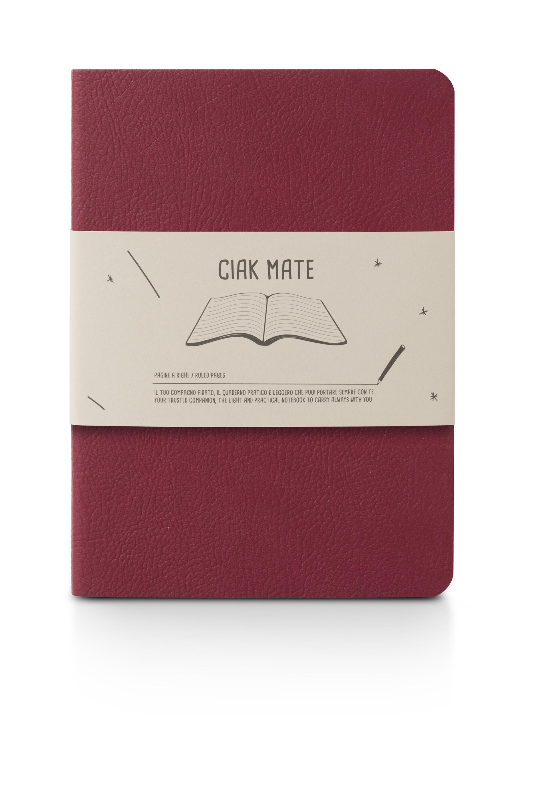 8171CKM28 - Ciak MATE Soft Cover Slim Notebook