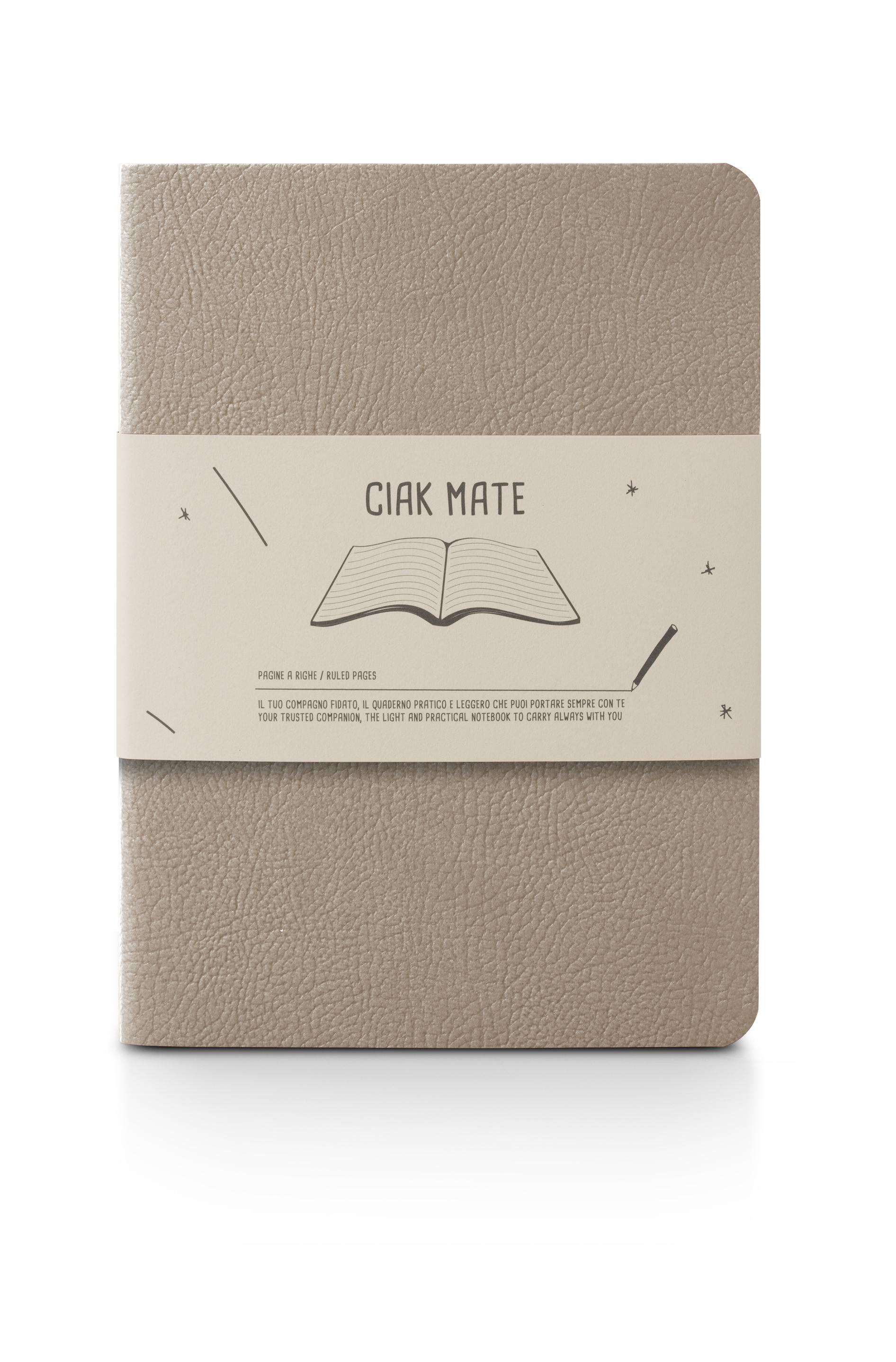 8181CKM27 - Ciak MATE Soft Cover Slim Notebook