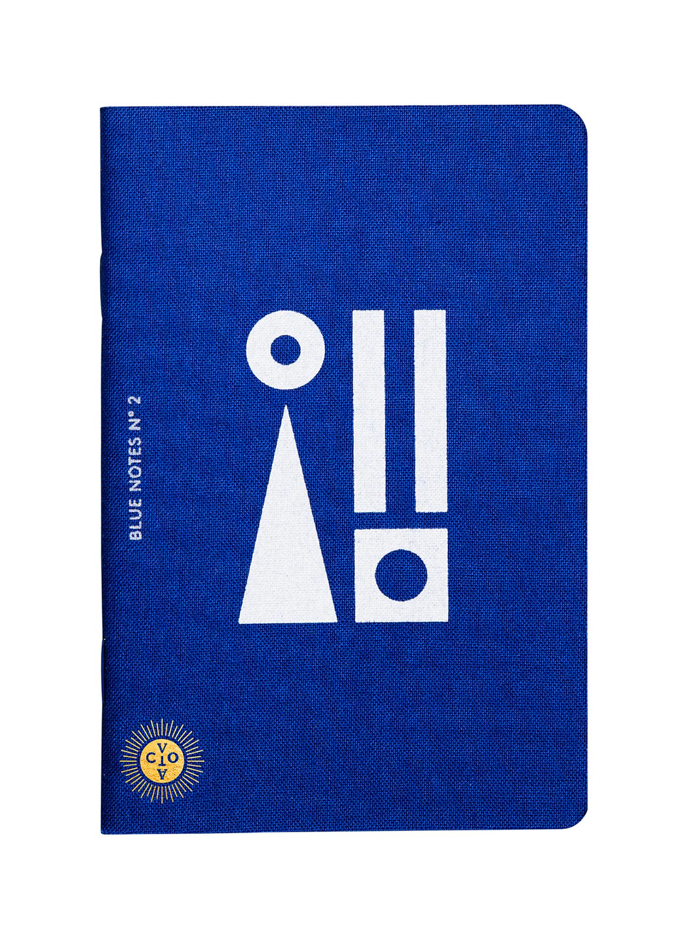 Passport Blue Notes Nº 2