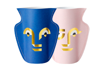 Paper Vase Apollo