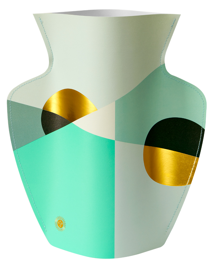 Paper Vase Siena