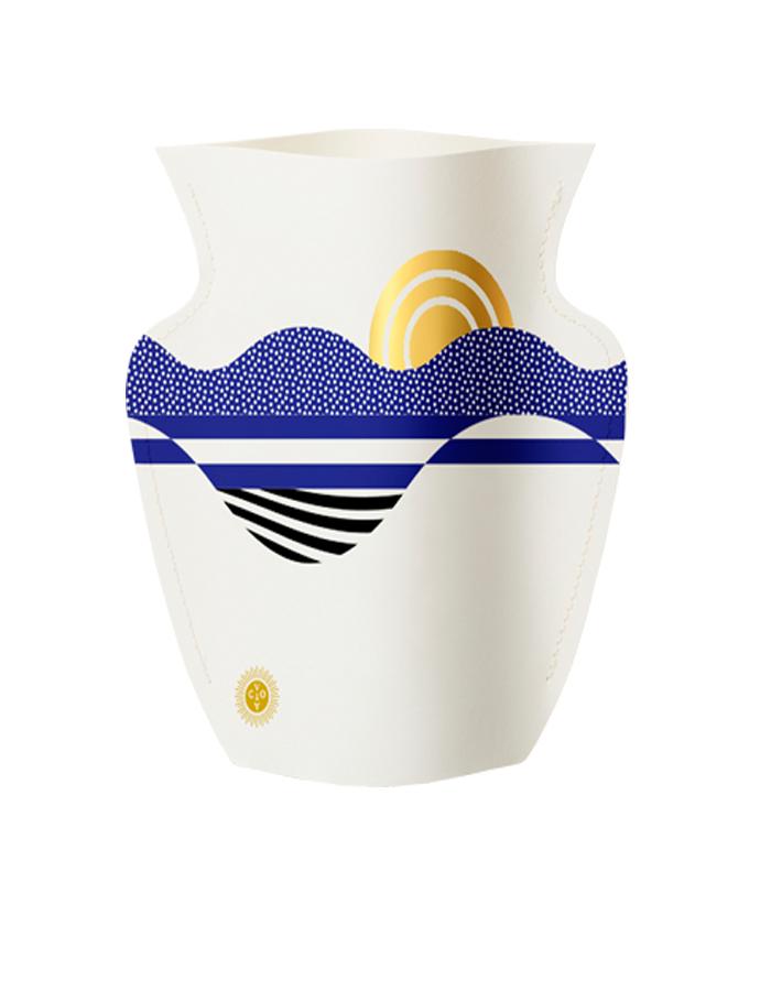 Mini Paper Vase Salina