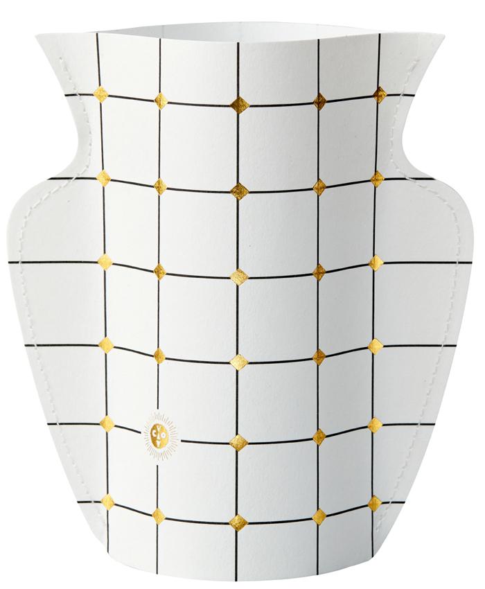 Paper Vase Duna
