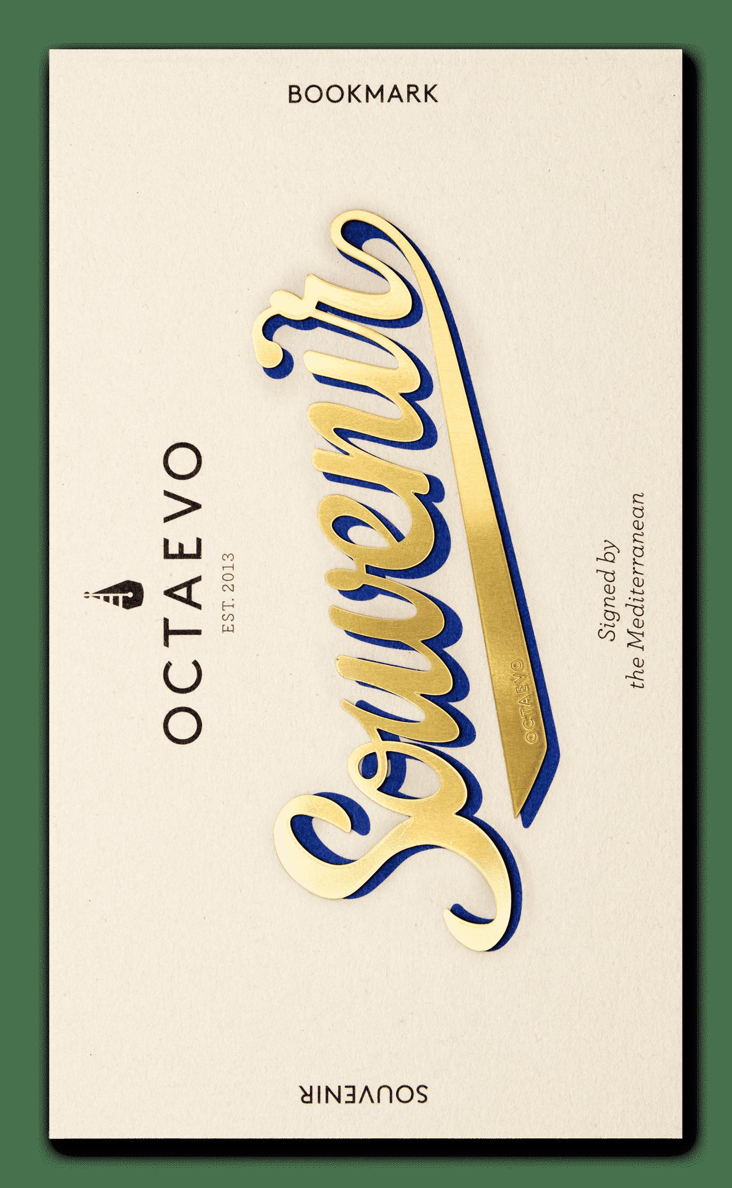 Bookmark Souvenir