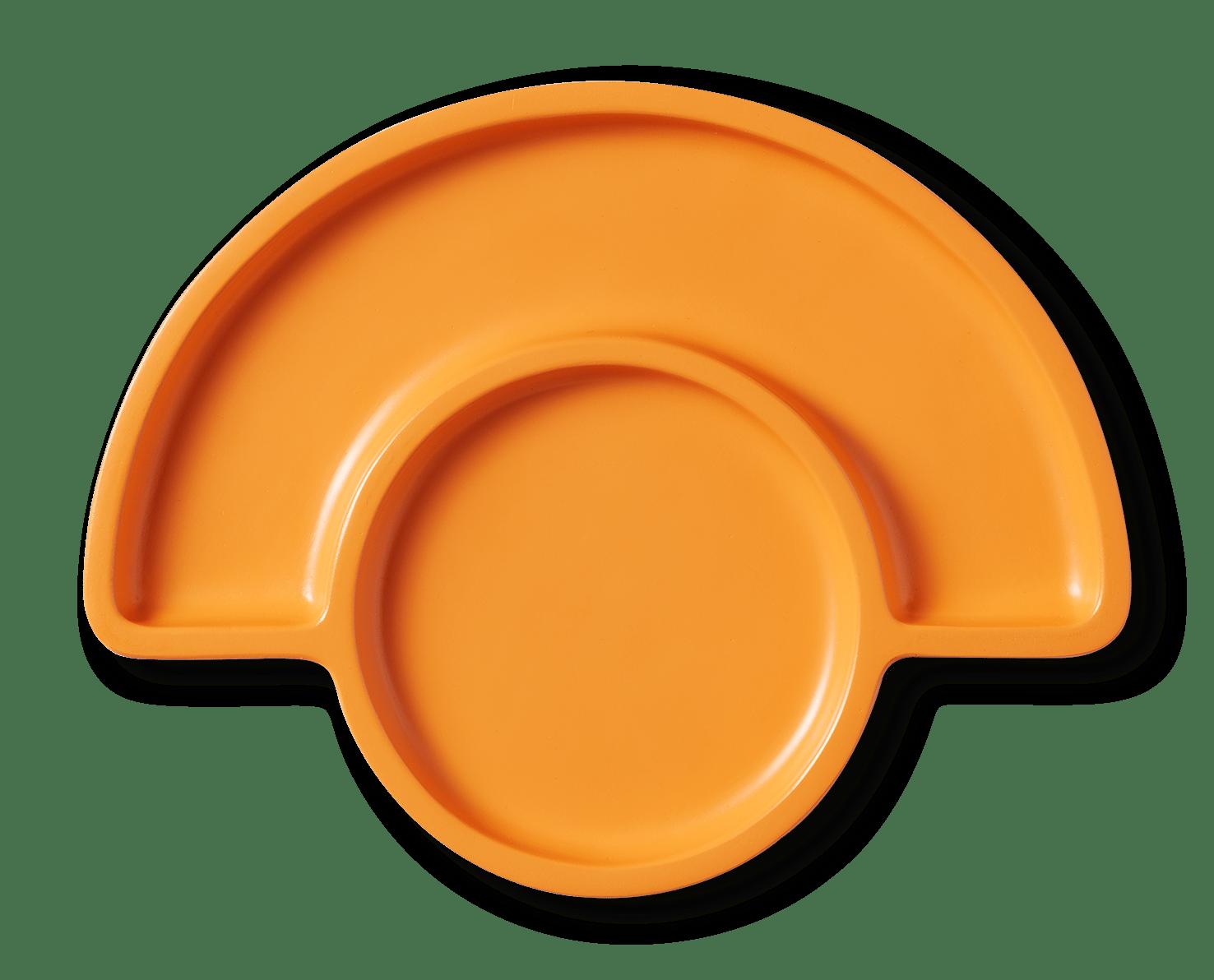 Catchall Templo Orange