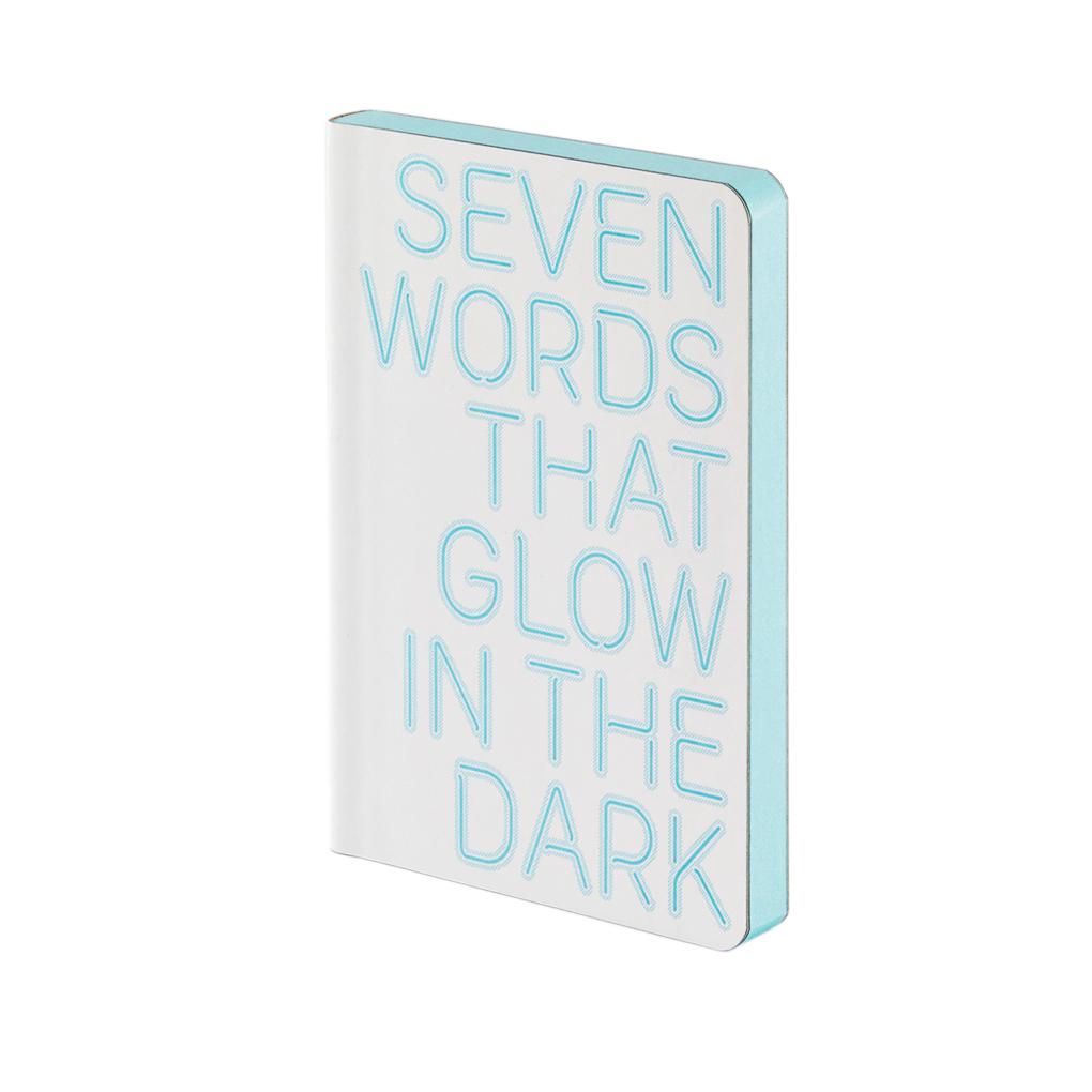 Seven Words - Graphic S Glow