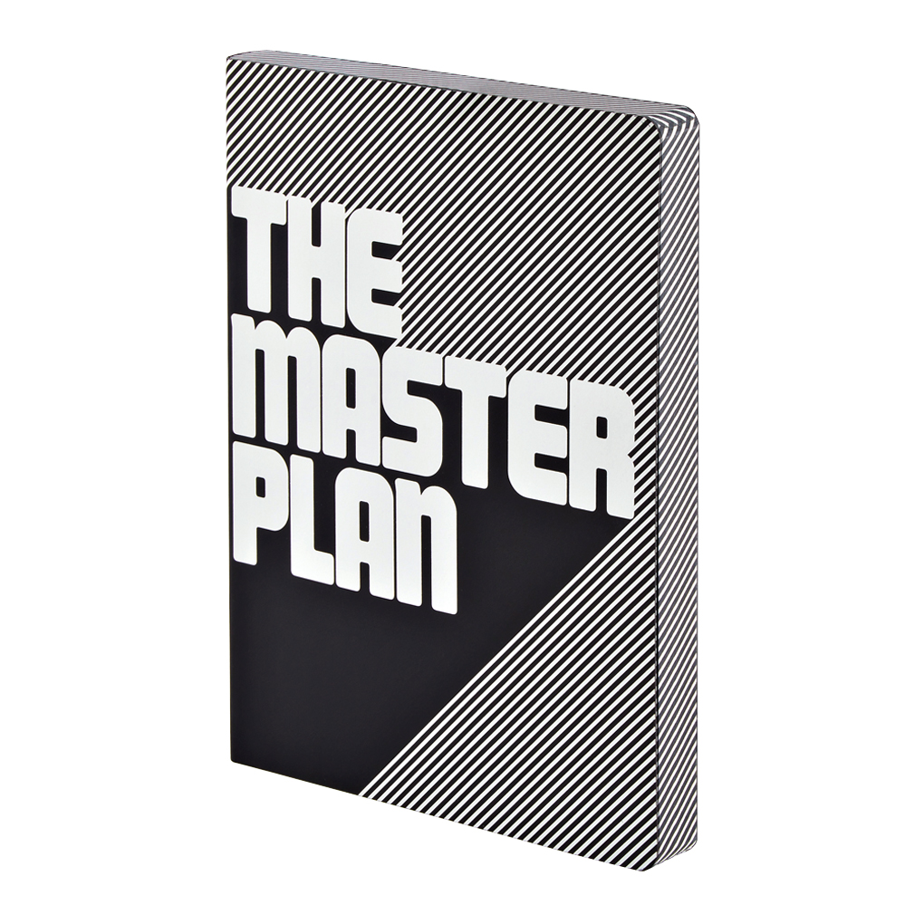 The Master Plan - Graphic L