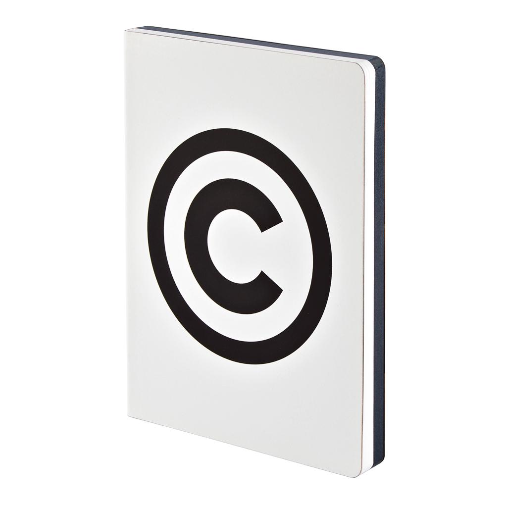 Copyright - Graphic L