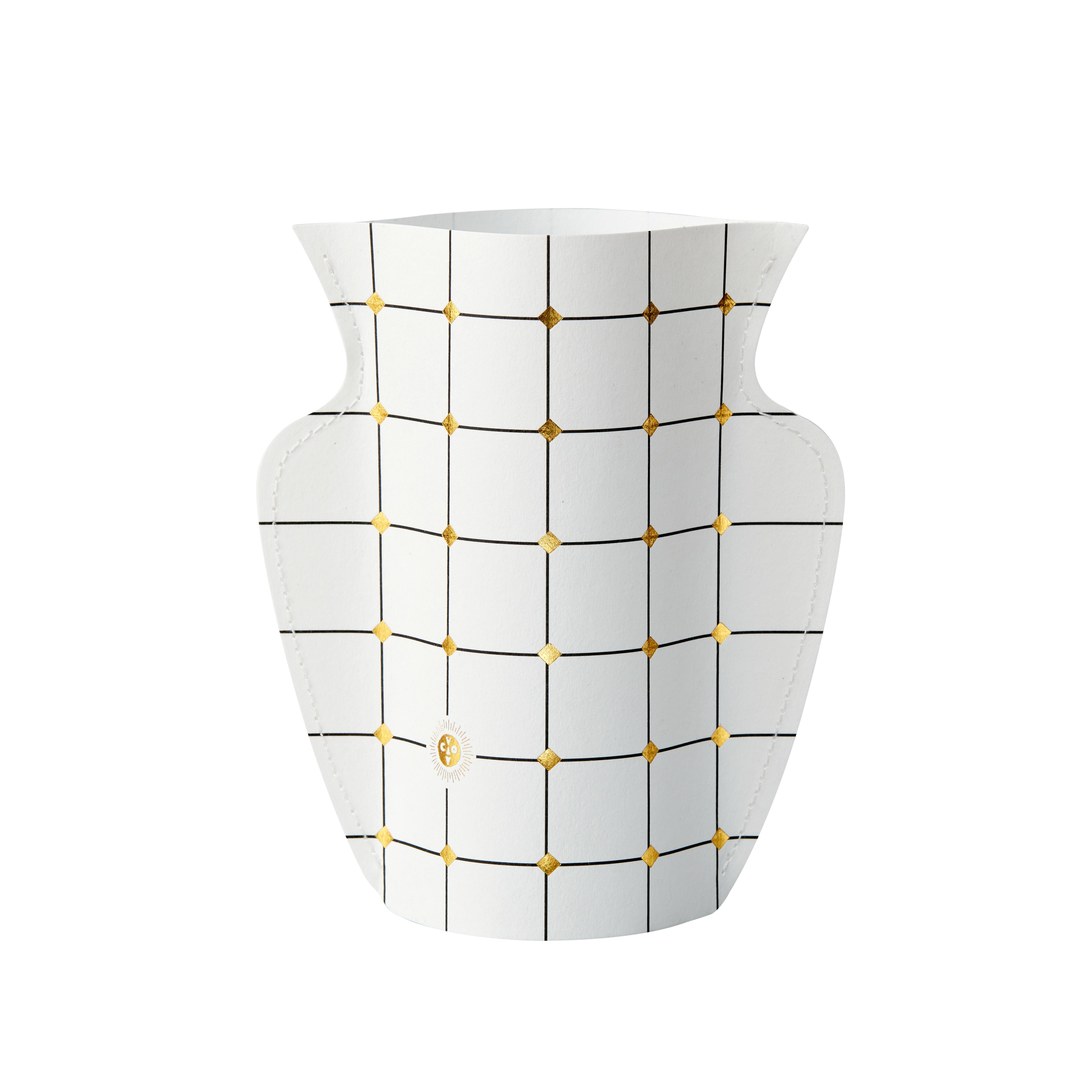 Mini Paper Vase Lido