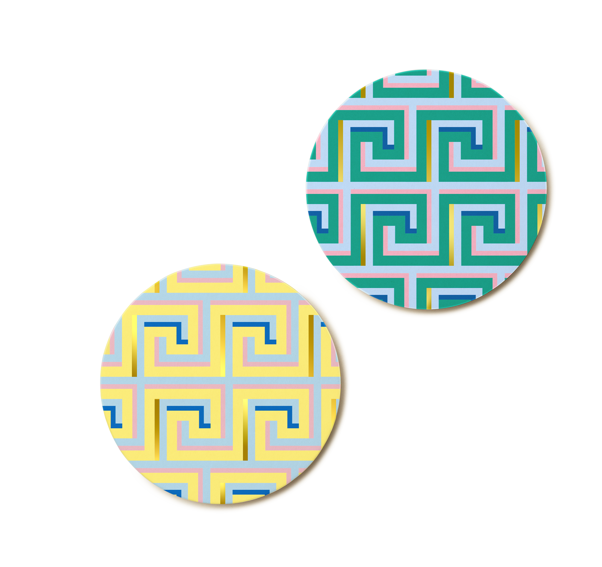 Cocktail Coasters Icarus