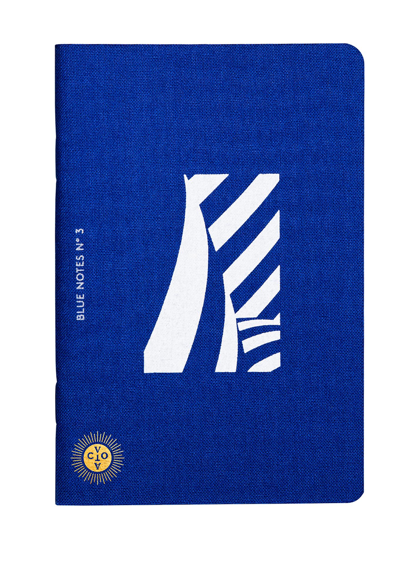 Passport Blue Notes Nº 3