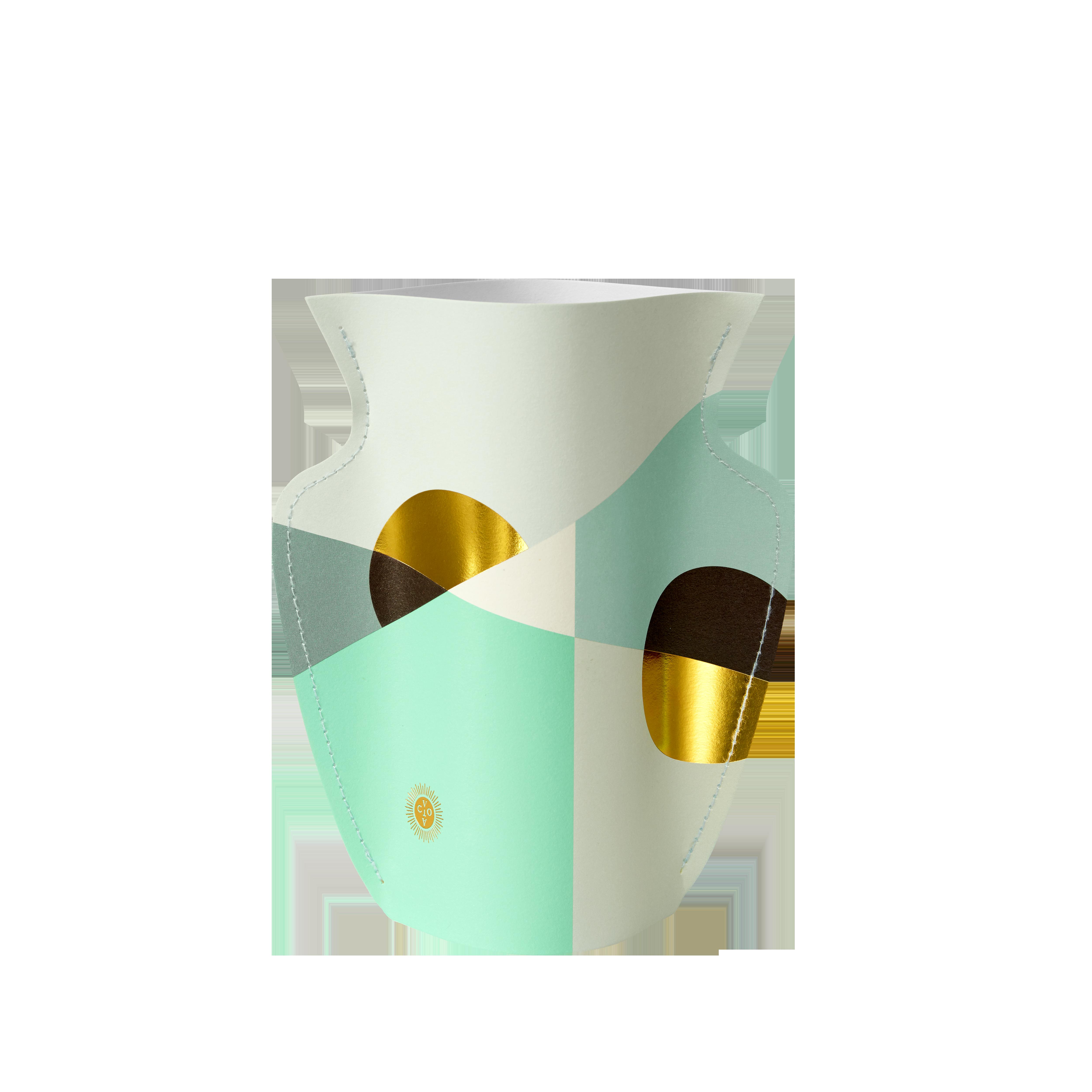 Mini Paper Vase Siena