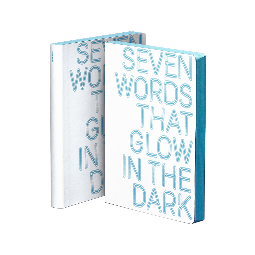 Seven Words - Graphic S Glow