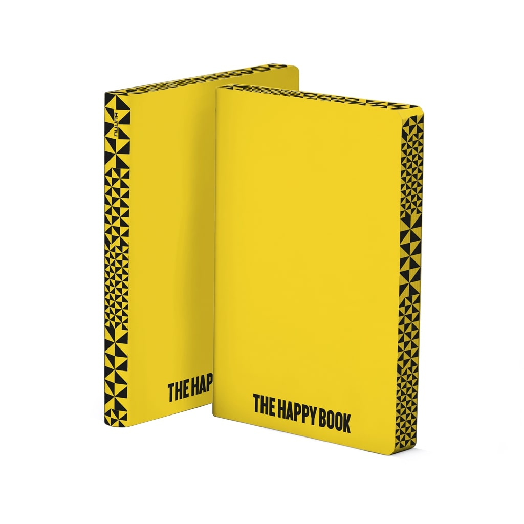 Happy Book By Stefan Sagmeister