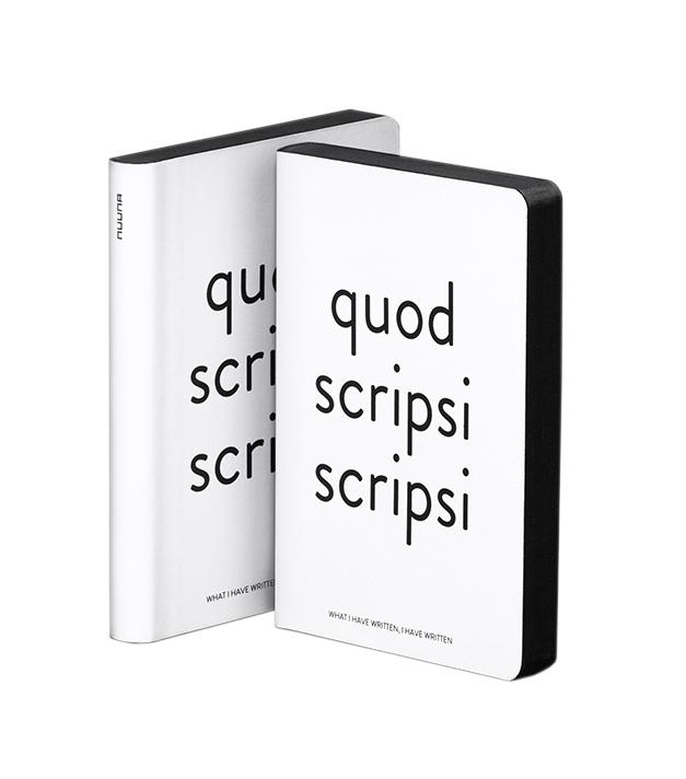 Quod Scripsi Scripsi - Graphic S