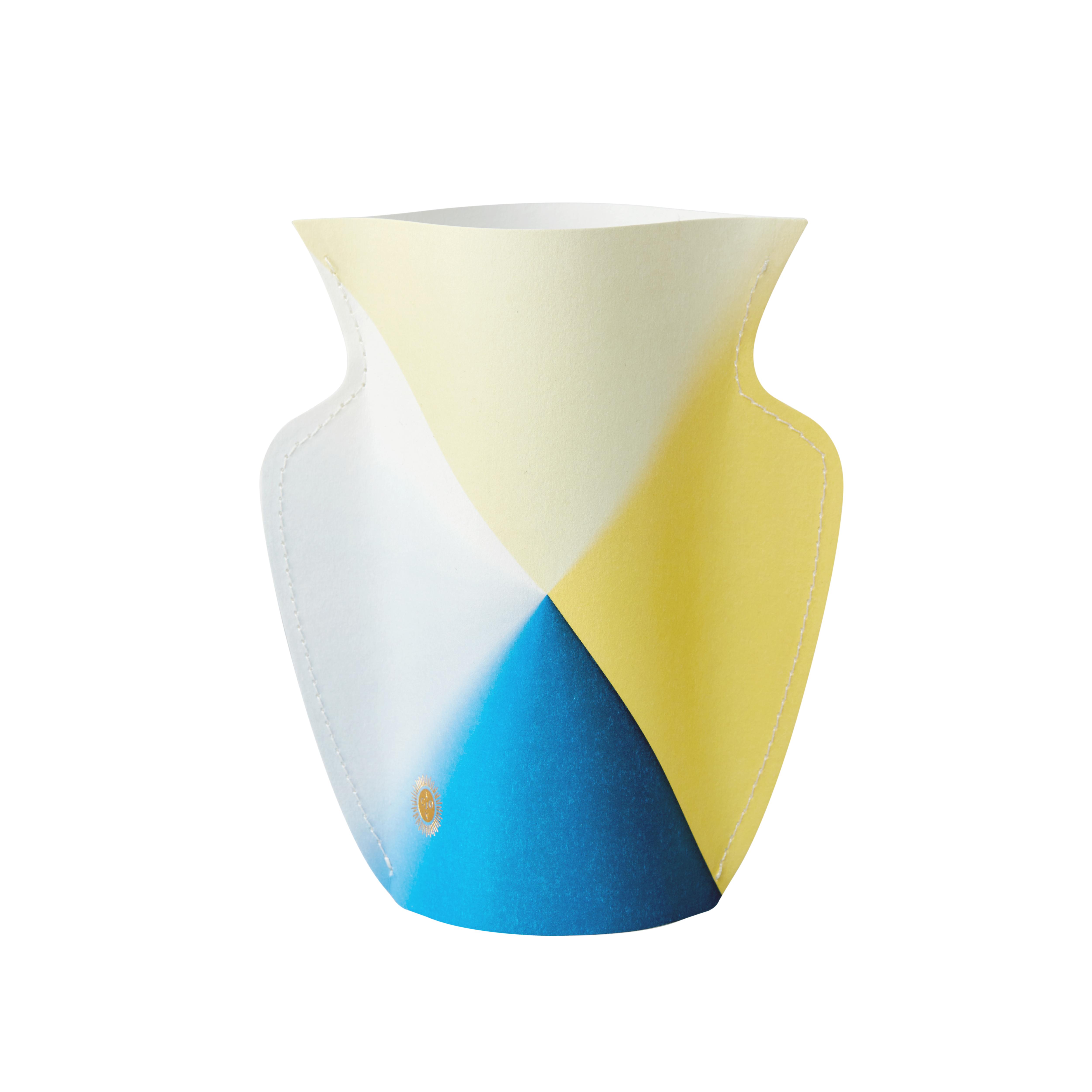 Mini Paper Vase Laguna