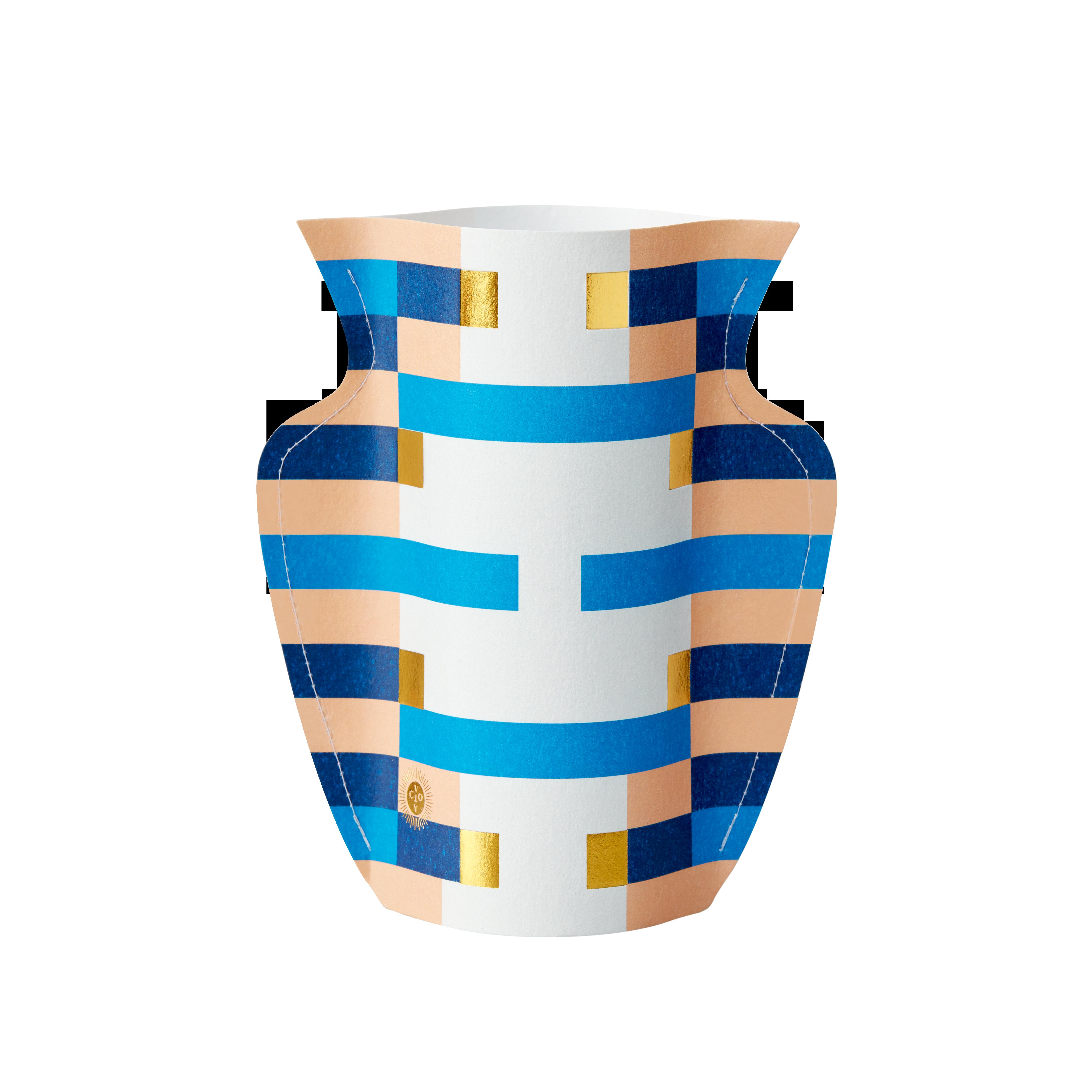 Mini Paper Vase Costa
